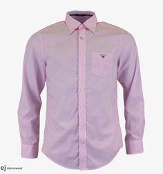 Gant Rouge Pink Stripe Shirt