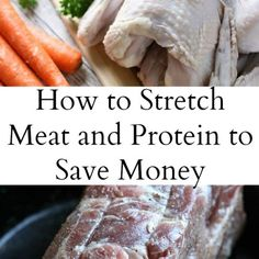 How to stretch meat to save money