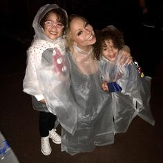 Aww!: Mariah Carey Shares a Sweet Photo of Herself With Twins Moroccan and Monroe
