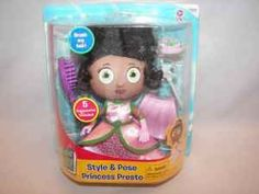 Super Why Princess Presto Doll w/accesories - (St. Clairsville) for Sale in Wheeling, West Virginia Classified | AmericanListed.com