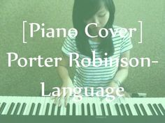 by Evan Duffy) Porter Robinson, Piano Cover, Duffy, Sheet Music, Language, Songs, Speech And Language, Language Arts, Music Sheets