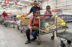 El vía crucis de comprar comida en Venezuela | Internacional | EL PAÍS