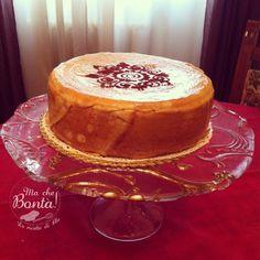 #Torta di #crepes banane e cioccolato (#Banana and #chocolate #nobake #cake) ITA-ENG recipe