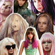 Hair Fun #nastygal #minkpink