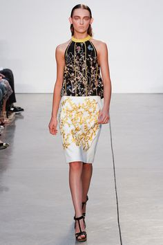 Thakoon Spring 2013 RTW - Review - Fashion Week - Runway, Fashion Shows and Collections - Vogue - Vogue