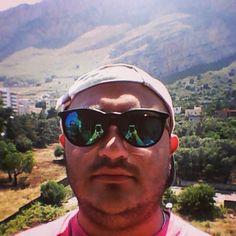 Buona Domenica a Tutti!! Una bellissima giornata :)  #Domenica #Sbarazzino #Cappellino #Sunglasses #Panorama #PicOfTheMorning