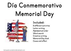 memorial day activities for grade 3