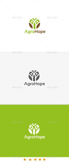 [ Agro Hope Logo Template Logo Details Cmyk Vector Ai,eps Fully Editable Font Used: Sansation The Zip Archive Contains Logo Template Readme File With Font Link Logo Design Template, Logo Templates, Hope Logo, Agriculture, Plant Logos, Church Graphic Design, Church Logo, Logo Gallery, Website Logo