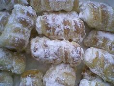 habroló Austrian Recipes, Hungarian Recipes, Austrian Food, No Bake Cake, Biscuits, Deserts, Muffin, Food And Drink, Cooking Recipes