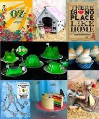 wizard of oz crafts - Google Search