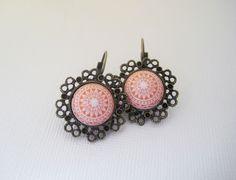 Fall Inspired: Ornate Earrings $18.00