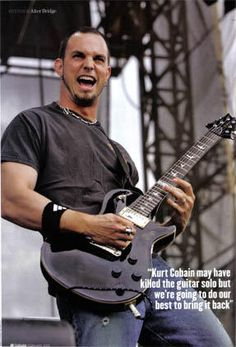 mark tremonti -SEEN!