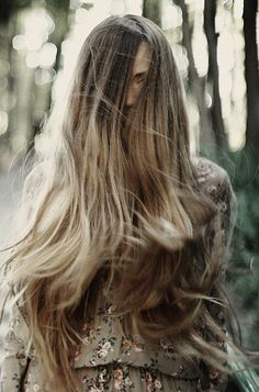 Incredible ways to reach that waist length hair! Super hair envy right now pin now, read later