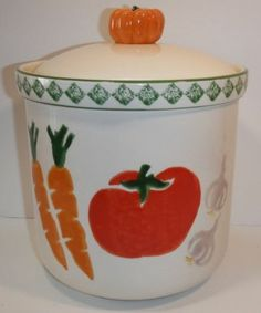 Cookie Jar made by Treasure Craft