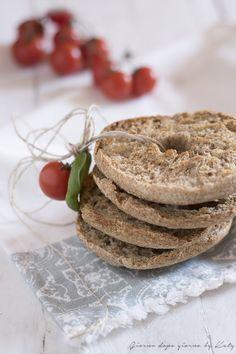 friselle integrali a lievitazione naturale ricetta derivato del pane