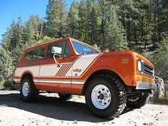 International Harvester Scout II Rallye 1979 Nice Clean Original | eBay