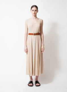 RESEE Original 1990's Ghost dress http://www.resee.com/ghost/90s-beige-dress.html