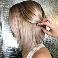 A touch of rose gold. Take your blonde to the next level. #T3Inspo via @the.original.dk #T3Micro    #Regram via @t3micro