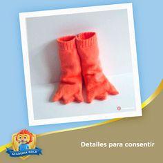 ¿Qué tal comprarle calcetines inspirados en su animal favorito?