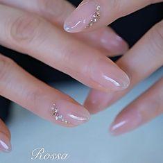 @nailrossa - Instagram:「光が反射してオーロラに輝く ユニコーンネイル✨ . . とても綺麗ですよ . . ずっと前に購入していて やっと登場しました☺️💕 . . . . …………………………………………………………………………◟̆◞̆ ❁ #nails #nailstagram…」 Colorful Nail Designs, Cute Nail Designs, Stylish Nails, Trendy Nails, Violet Pastel, Korean Nail Art, Uñas Fashion, Kawaii Nails, Girls Nails