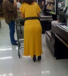 Must be at Walmart!