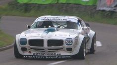 Pontiac TRANS AM 8.0, 700hp at Hillclimb Bergrennen Reitnau 2013. Great ...