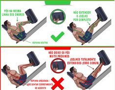 Do the leg press exercises as shown in the picture for the most effective result! Gym Tips, Gym Workout Tips, Workout Videos, At Home Workouts, Leg Press Workout, Quads And Hamstrings, Leg Training, Leg Day, Bodybuilding Motivation
