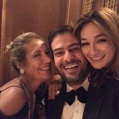 E a noite em Paris termina em festa: @aizeltrudel reúne fashionistas no Caviar Kaspia para um jantar em celebração ao 15º aniversário do @aizel_ru. Além do Vogue team bem representado por @donatameirelles e @brunoastuto participam do agito nomes como Karina Dobrotvorskaya @louboutinworld Edgardo Osorio da @aquazzura @1bianca_brandolini @venyxworld e @peter_dundas. Tim tim! #aizel #aizel15  via VOGUE BRASIL MAGAZINE OFFICIAL INSTAGRAM - Fashion Campaigns  Haute Couture  Advertising  Editorial…