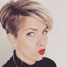 Beautiful Short Hairstyles – 12