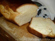 Brioche con Thermomix Bread Machine Recipes, Bread Recipes, Food N, Food And Drink, Thermomix Bread, Pan Dulce, My Recipes, Baked Goods, Banana Bread
