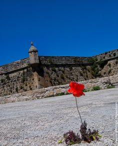 Forte de São Neutel #chaves #portugal Turismo en Portugal: Chaves, ciudad fronteriza