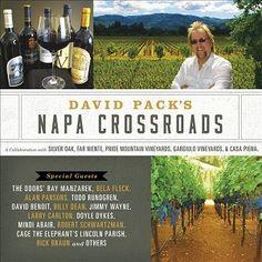 El nuevo proyecto de David Pack se llama Napa Crossroads