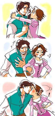 Eugene + Rapunzel