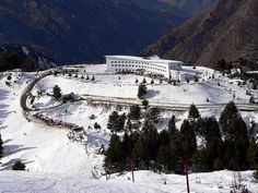 Malamjabba ski resort, swat. Pakistan