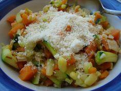 Můj blond blog: Zeleninová směska