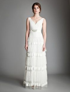 Temperley_London Spring 2014 Bridal Collection - Orchid