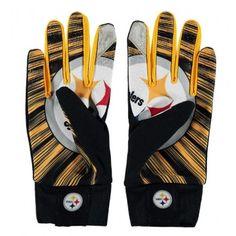 Guantes NFL Pittsburgh Steelers Nike Glove - NBA Tienda NFL 7b57be122bf