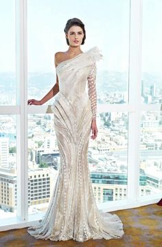 Ziad Nakad Haute #Couture 2013