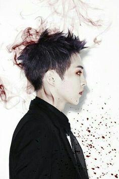 EXO as vampire - Xiumin