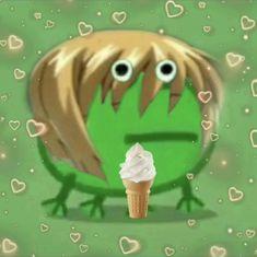 Boku No Pico, Anime Meme, Otaku Anime, Manga Anime, Sapo Meme, Amazing Frog, Frog Meme, Frog Pictures, Frog Art