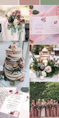 Dusty Rose Wedding, Floral Wedding, Beach Wedding Colors, Rustic Wedding Flowers, Perfect Wedding, Our Wedding, Dream Wedding, Beach Theme Wedding Invitations, Rustic Wedding Invitations