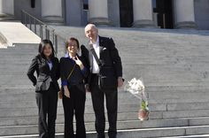 Bux4Gold went to Olympia! It was such a great honor to have Rep: Sharon Tomiko Santos give Bux4Gold and the Japanese Queen Organization a special tour around the Legislative Building.
