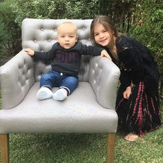 Pin for Later: Celebrity Moms and Dads Shared the Sweetest Photos For Mother's Day Tiffani Thiessen
