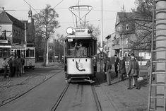 1977 mit der Strassenbahn nach Schmoeckwitz