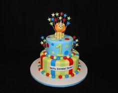 Children Cakes  By Elisa cakepins.com