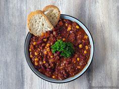 Yammie - Mein veganes Chili sin Carne hat sogar unsere omnivoren Freunde überzeugt :)