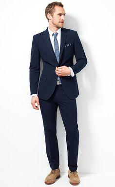 Men's Business Outfits, Business Casual Men, Boy Fashion, Mens Fashion, Dapper Gentleman, Men Formal, J Crew Men, Well Dressed Men, Suit And Tie