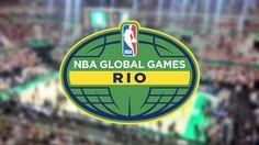NBA Global Games no Rio de Janeiro - Miami Heat x Cleveland Cavaliers