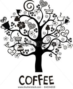 stock-vector-coffee-tree-isolated-on-white-background-vector-illustration-84034819.jpg (387×470)