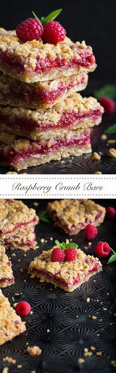 Top Raspberry Crumb Cake Recipe